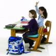 Dynair® Kid30 ék alakú tartásjavító ülőpárna gyerekeknek
