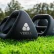 YBell Neo 4-in-1 eszköz Kettlebell, Kézisúlyzó, Duplafüles medicinlabda és Push up támasz