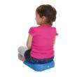 Ék alakú ülőpárna gyerekeknek
