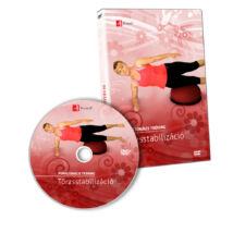 Funkcionális tréning Benkovics Edittel DVD-k -- Törzsstabilizáció