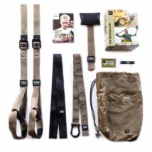 TRX Force Kit V2.0 Tactical Edzőkötél/heveder Katonai/PRO verzió + TRX FORCE Super APP