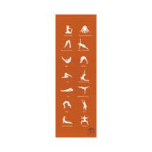 Trendy Home Jóga Matrac - Narancssárga