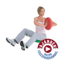 Dynair® Senso® tartásjavító ülőpárnák 33 cm-es méretben