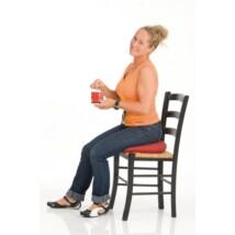 Dynair® ék alakú tartásjavító ülőpárna