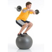Togu® Powerball Challenge ABS, biztonsági labda 55-65 cm súlyzós edzéshez