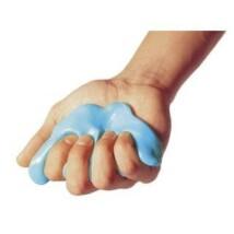 Kéz- és ujjerősítő gyurma (Theraputty)