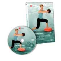 Funkcionális tréning Benkovics Edittel DVD-k -- Sportspecifikus gyakorlatok