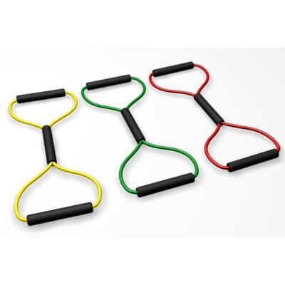 Body-Toner nyolcas alakú gumikötél