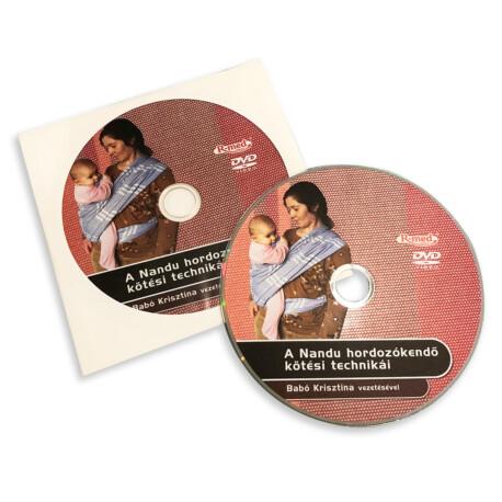 Hordozókendő DVD
