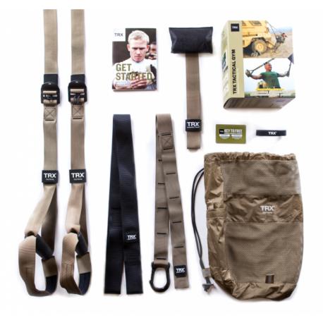 TRX Force Kit:Tactical Edzőkötél/heveder Katonai PRO verzió
