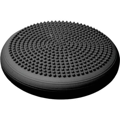 Togu® Dynair® XXL egyensúly és stabilizáció tréner 50 cm fekete