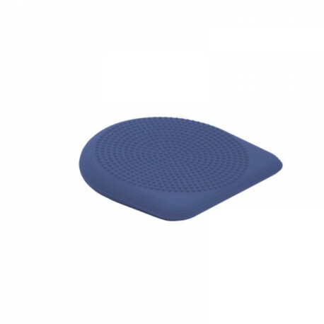 Dynair ék alakú ülőpárnák -- Kid (30x30 cm) kék