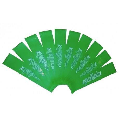 Pullsh mini band -- közepes zöld