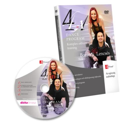 4in1 Program DVD