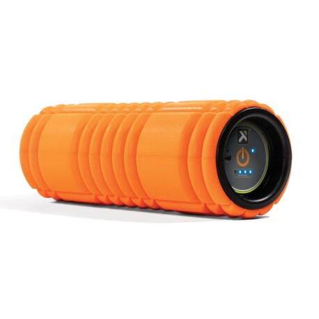 TriggerPoint GRID VIBE™ Plus vibrációs masszázshenger 30 cm narancs - modell '2020