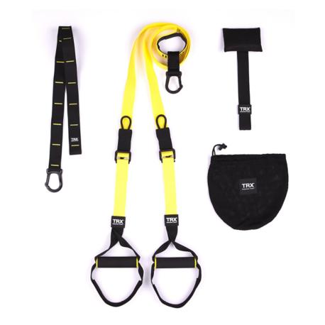 TRX BURN SYSTEM Otthoni használatra Suspension Trainer edzőkötél/heveder + 3 hónap free TRX APP, 6 letölthető edzés