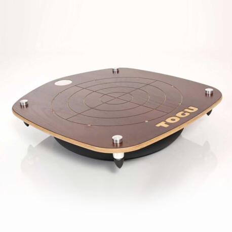 Posturedo® professzionális egyensúlyozó,- mobilizáló eszköz - fa-antracit színezés