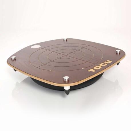 Togu® Posturedo® professzionális egyensúlyozó,- mobilizáló eszköz - fa-antracit színezés