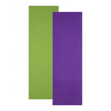 Trendy Yogamat Toalha csúszásmentes jóga törölköző/szőnyeg táskával 183 x 63 cm