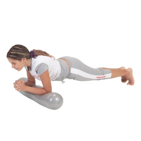 Gymnic® Fit-Ball Pilates Roller szürke 72x18 cm