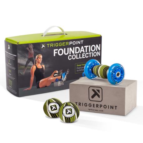 TriggerPoint Foundation Kit önmasszázs készlet