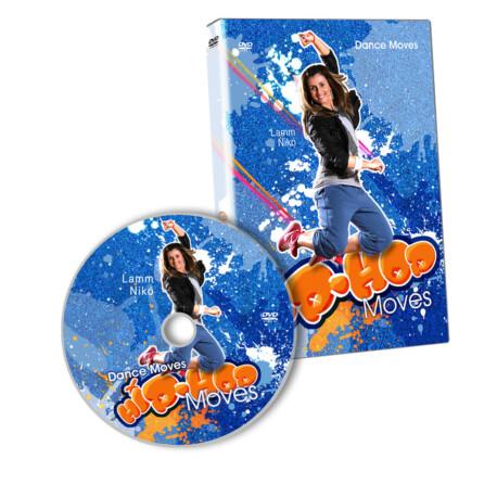 Dance Moves - HIP-HOP DVD