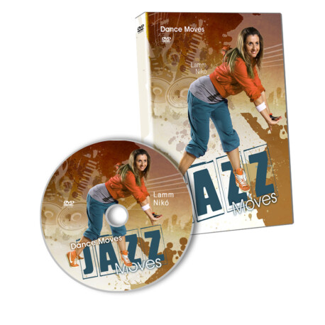 Dance Moves - JAZZ DVD