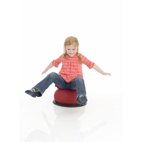 Togu® Jumper® Egyensúlyozó félgömb - Junior piros 37 cm