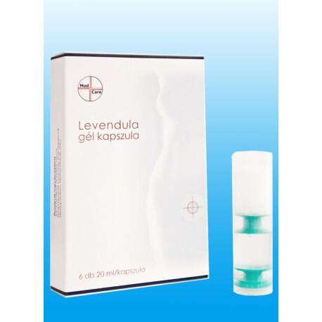 MedCare kapszulák -- Levendula kapszula (6 db)