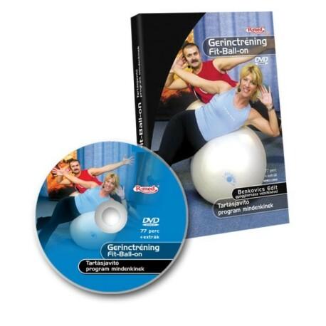 Gerinctréning Fit-Ball-on DVD