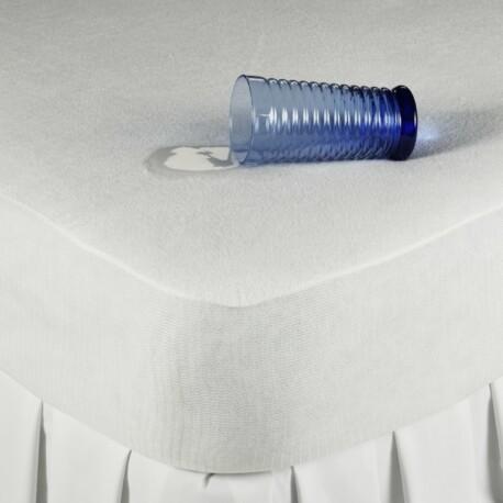 R-med Oldalgumis matracvédő lepedő