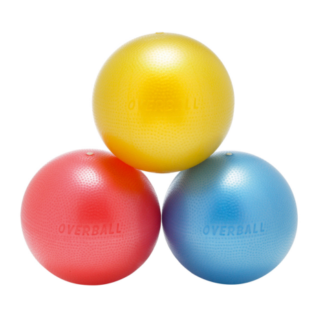 Soft ball labda - sárga/ kék/ piros