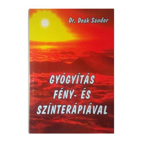 Fény- és színterápia könyv