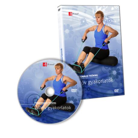 Funkcionális tréning Benkovics Edittel DVD-k -- Vállöv gyakorlatok